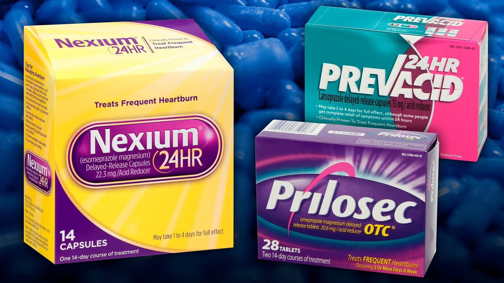 Should Patients Worry About Heartburn Drugs And Dementia