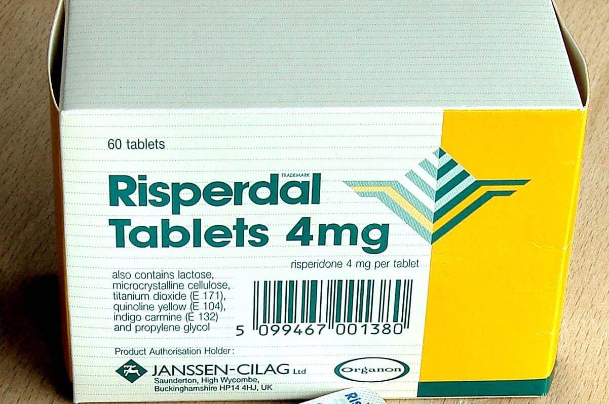 risperdal trial